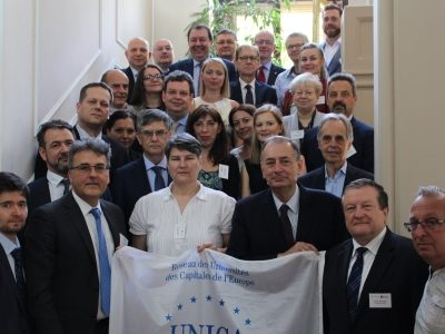 Rectors Seminar: Networking of university networks: synergy of partnership
