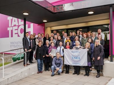 25th UNICA IRO Meeting and 3rd UNICA Summer & Winter Schools meeting in Tallinn