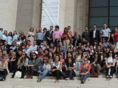 "6th UNICA Student Conference 2010: ""Europe through Students' Eyes"""
