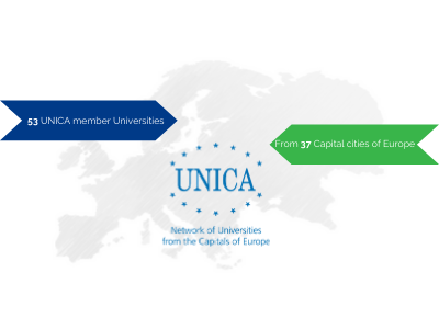 Meet the two new member universities of the UNICA Network!