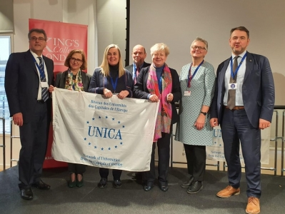 Meet UNICA's new Steering Committee