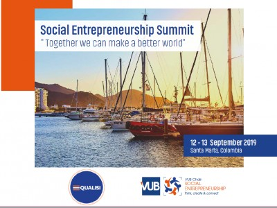 Call for papers for VUB's Social Entrepreneurship Summit in Santa Marta, Colombia: apply by May 30!