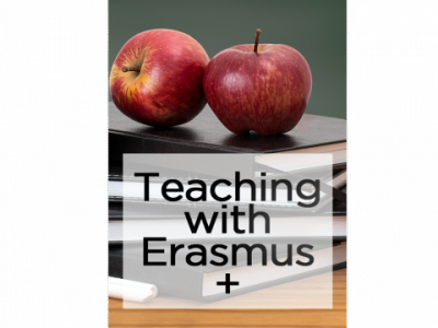 Start of the Teach With Erasmus+ project (TWE+) & 1st Focus Group meeting (deadline: 5 February 2019)