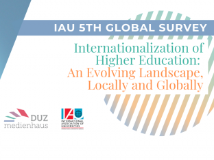 IAU releases the 5th Global Survey on Internationalization of Higher Education