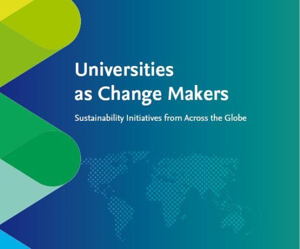 UAS and trAndeS | Universities as Change Makers: Sustainability Initiatives Across the Globe