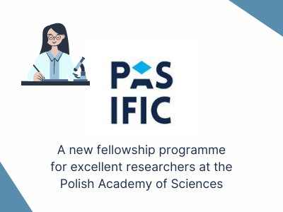 PASIFIC Fellowship Programme   Polish Academy of Sciences