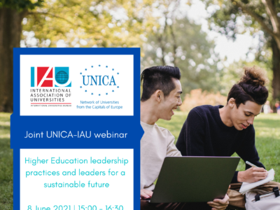 Higher Education leadership practices and leaders for a sustainable future