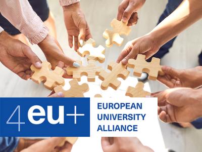 """4EU+ Alliance conference """"Towards shared educational frameworks within European University alliances"""""""