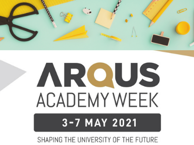 "Arqus European University Alliance organises series of events on the ""university of the future"""