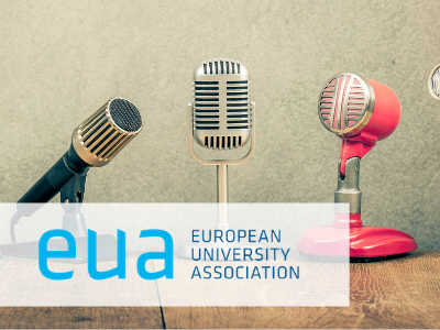 EUA Workshop: The course of democracy in Europe – What pathways for universities?