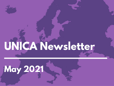 News from UNICA, May 2021
