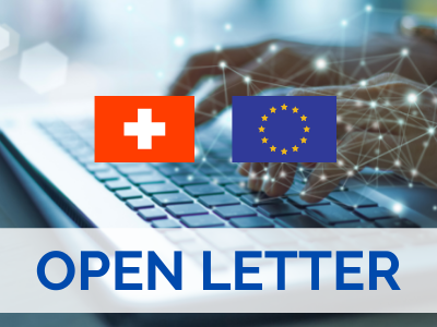 UNICA and other Science Organisations publish joint open letter to European decision makers regarding the participation and future status of Switzerland within Horizon Europe