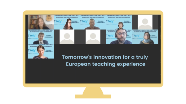 TWE+ Closing Conference: Tomorrow's innovation for a truly European teaching experience   After the conference