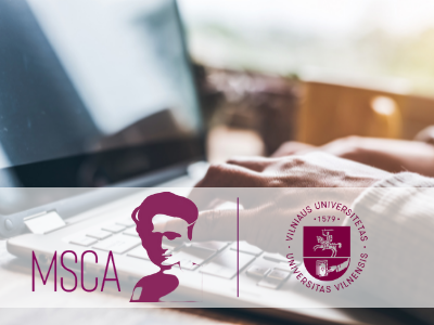 Call for applications to the MSCA Postdoctoral Fellowships 2021 at Vilnius University