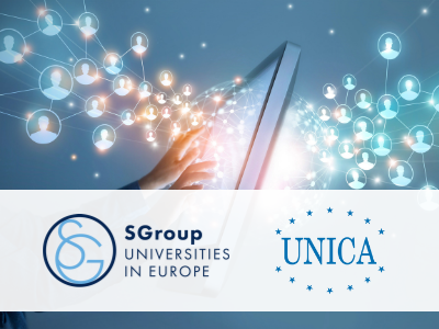 UNICA – SGroup Webinar: Global alumni relations and models of alumni services & engagement as a strategic task of HEIs   14 September