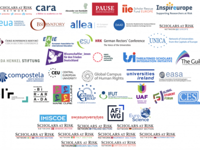 Urgent appeal to European Governments and EU Institutions: Take Action for Afghanistan's scholars, researchers, and civil society actors