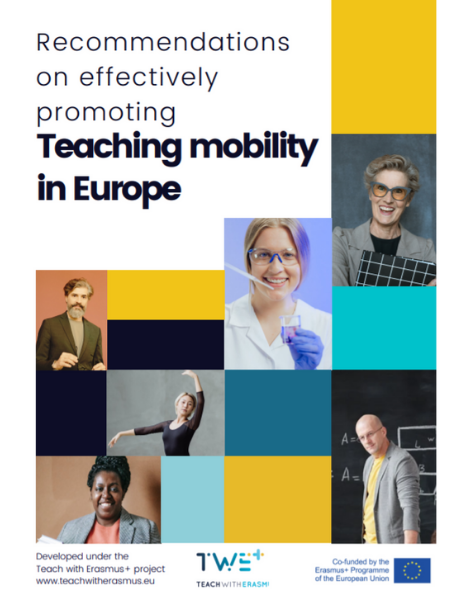 TWE+ Recommendations on effectively promoting Teaching Mobility in Europe