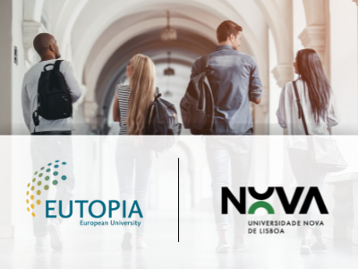NOVA University Lisbon joins EUTOPIA, bringing to 36 the number of UNICA members participating in European alliances